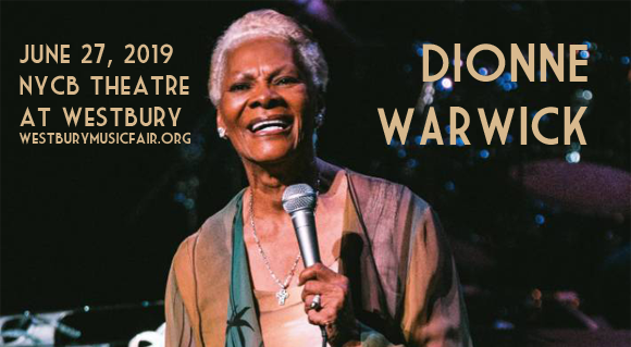 Dionne Warwick at NYCB Theatre at Westbury