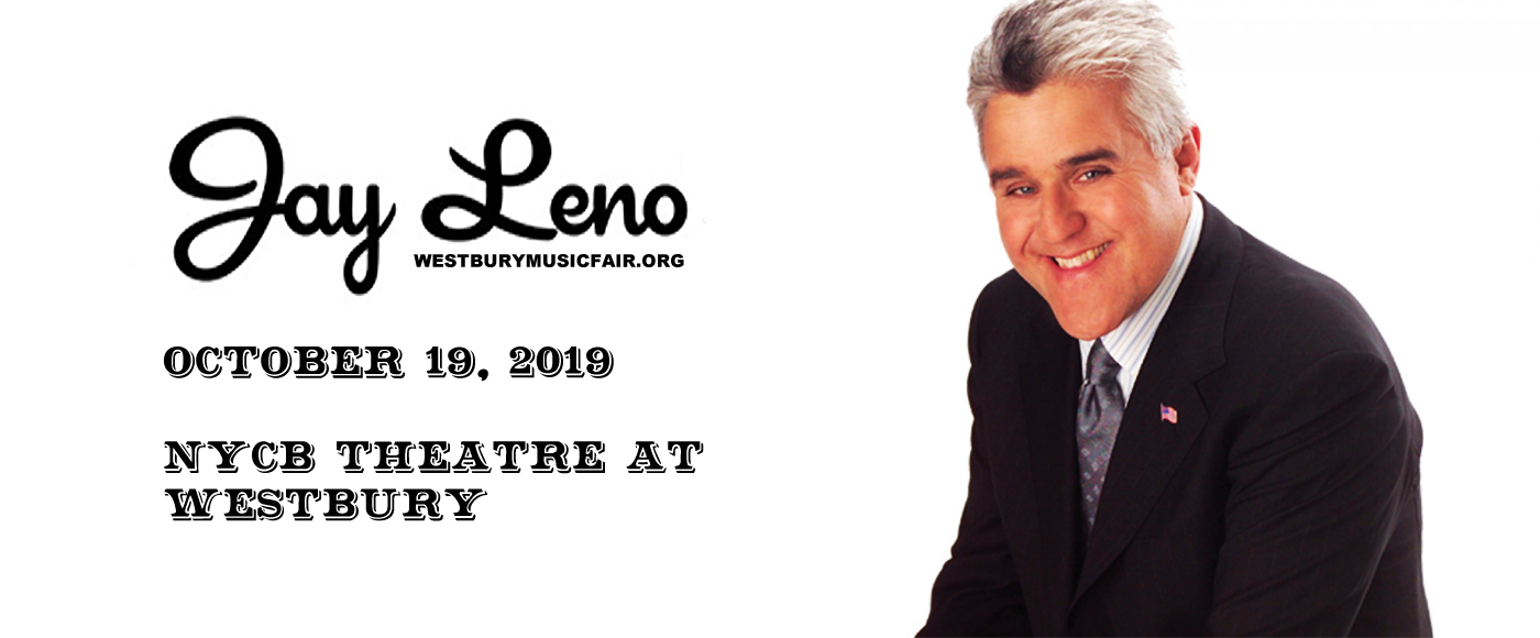 Jay Leno at NYCB Theatre at Westbury