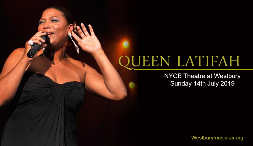 Queen Latifah at NYCB Theatre at Westbury