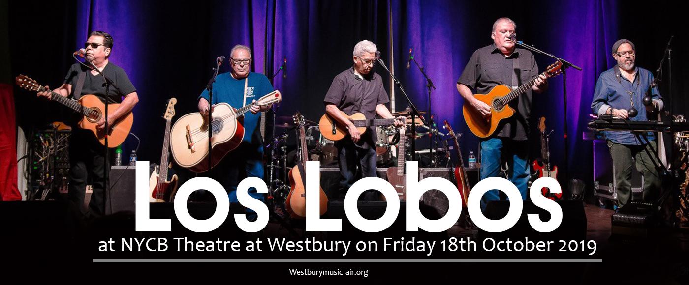 Los Lobos at NYCB Theatre at Westbury