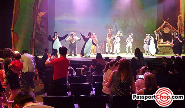 Madagascar Live! at NYCB Theatre at Westbury