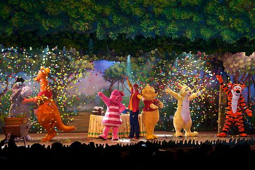 Winnie The Pooh at NYCB Theatre at Westbury