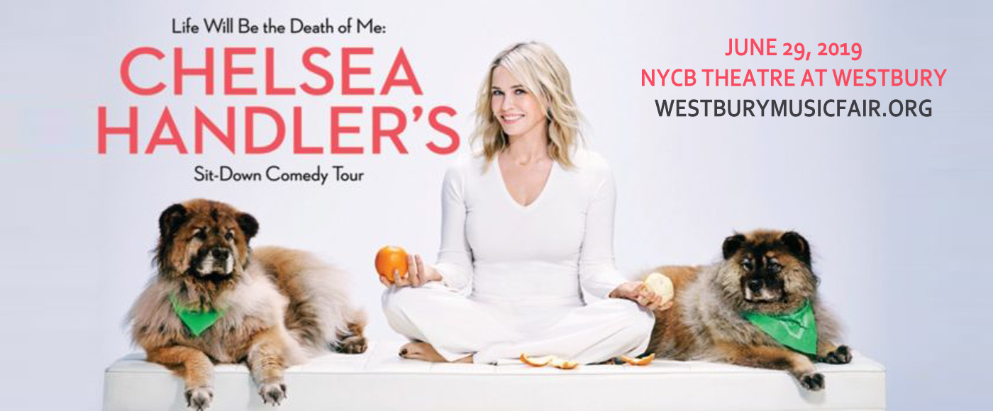 Chelsea Handler at NYCB Theatre at Westbury