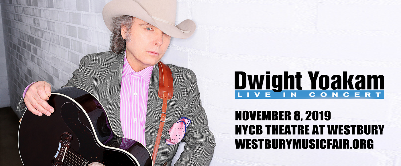 Dwight Yoakam at NYCB Theatre at Westbury