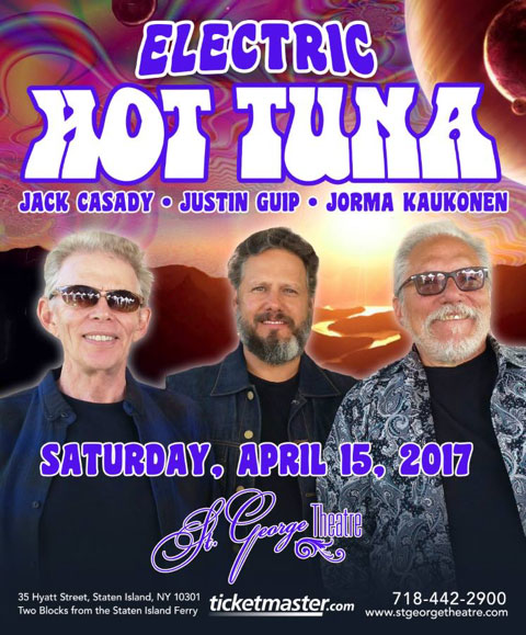 Electric Hot Tuna at NYCB Theatre at Westbury
