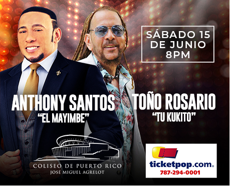 Anthony Santos & Tono Rosario at NYCB Theatre at Westbury