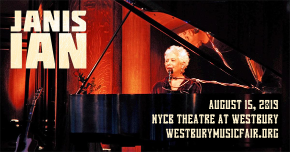 Janis Ian & Livingston Taylor at NYCB Theatre at Westbury