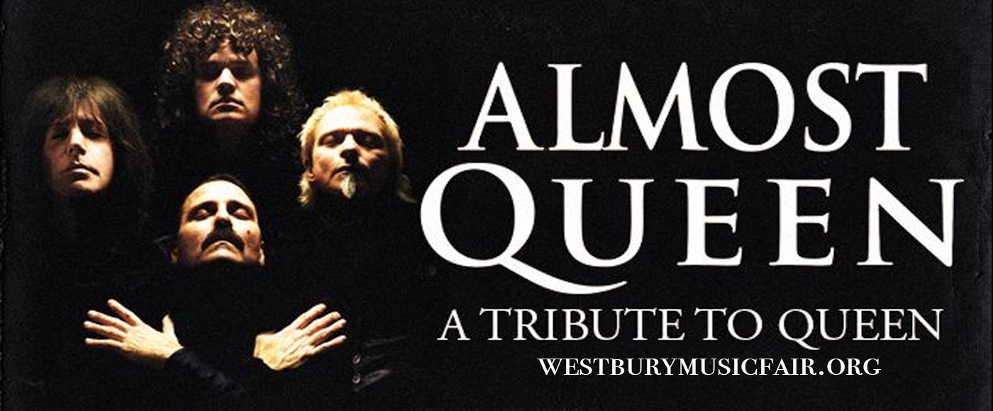 Almost Queen at NYCB Theatre at Westbury