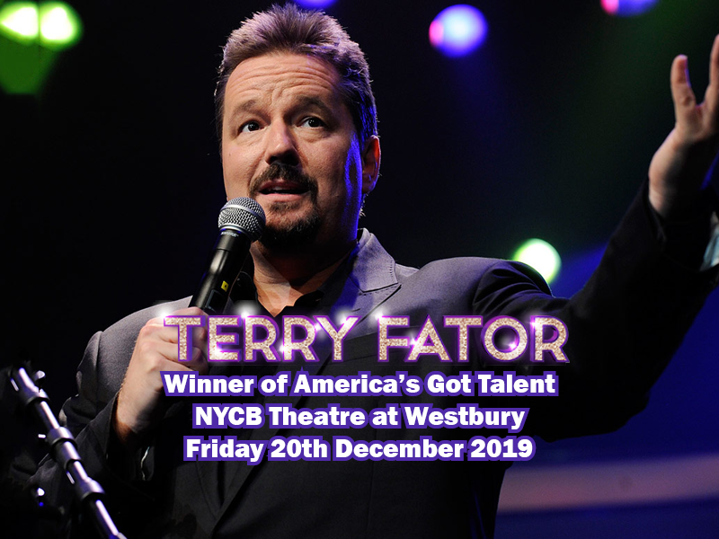 Terry Fator at NYCB Theatre at Westbury