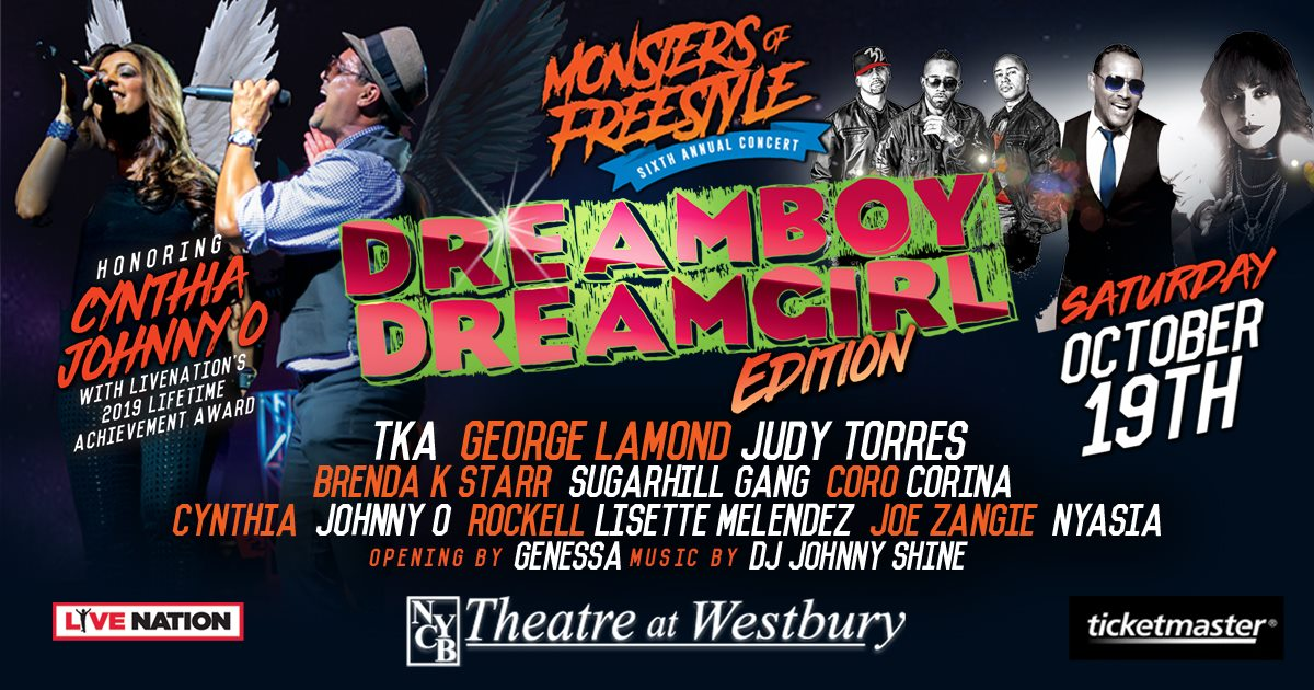 Monsters of Freestyle at NYCB Theatre at Westbury