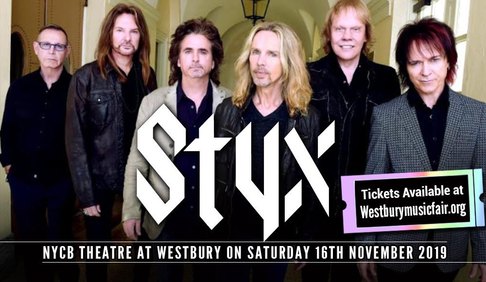 Styx at NYCB Theatre at Westbury