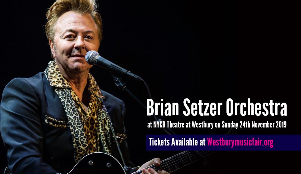 Brian Setzer Orchestra at NYCB Theatre at Westbury