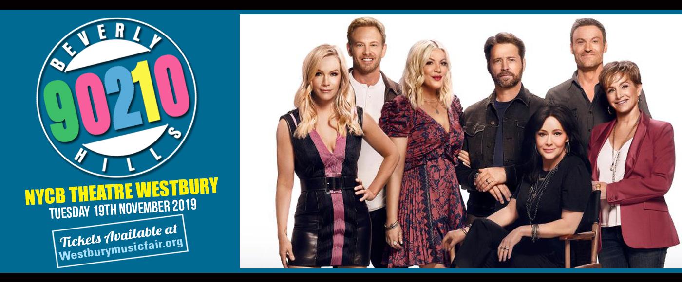 Beverly Hills 90210: Jennie Garth & Tori Spelling at NYCB Theatre at Westbury