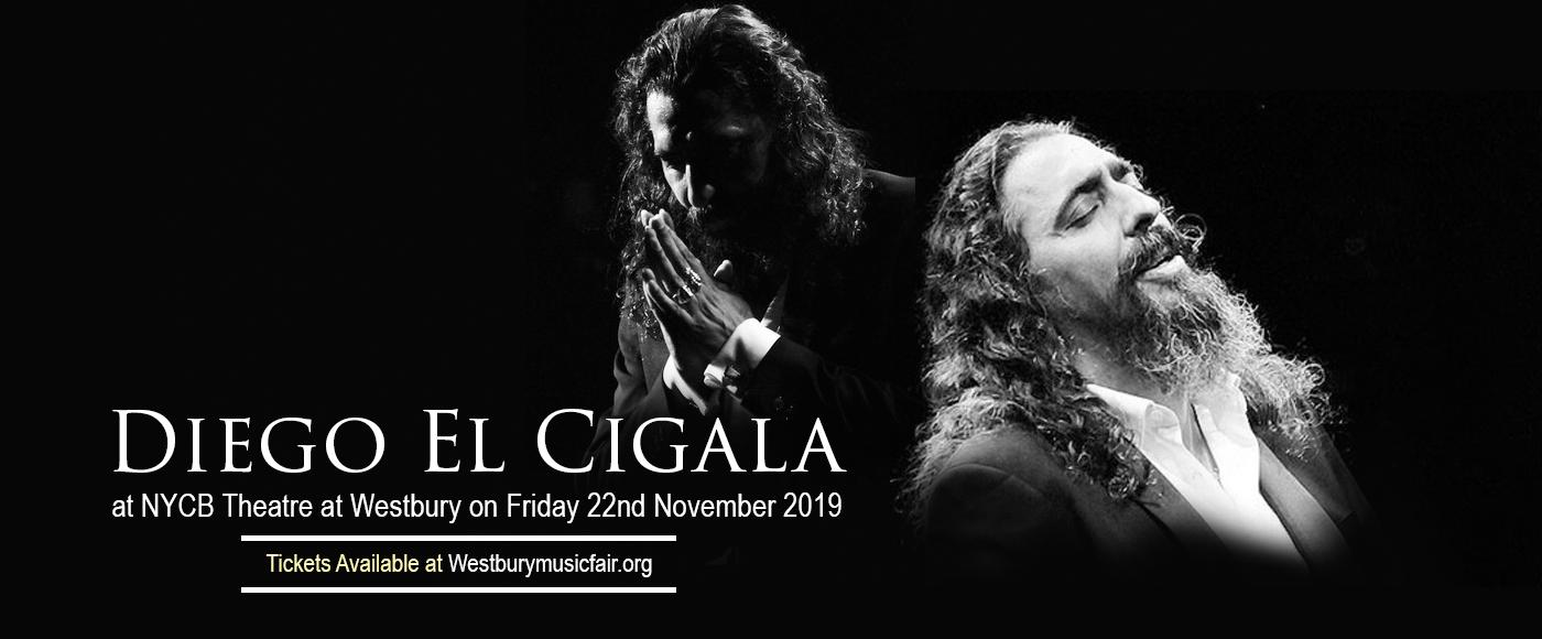 Diego El Cigala at NYCB Theatre at Westbury
