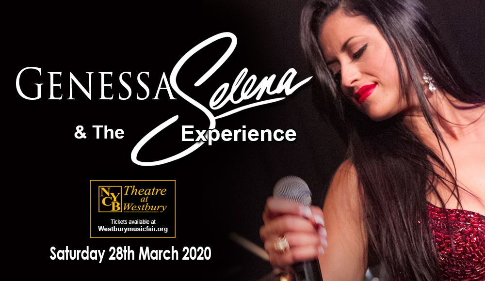 Genessa & The Selena Experience at NYCB Theatre at Westbury