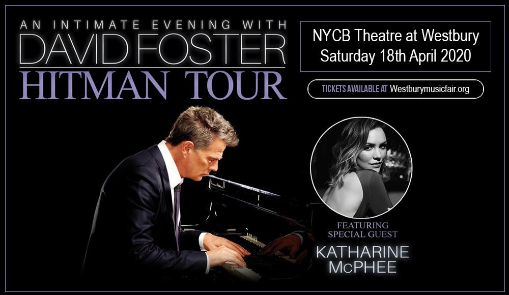 David Foster & Katharine McPhee at NYCB Theatre at Westbury