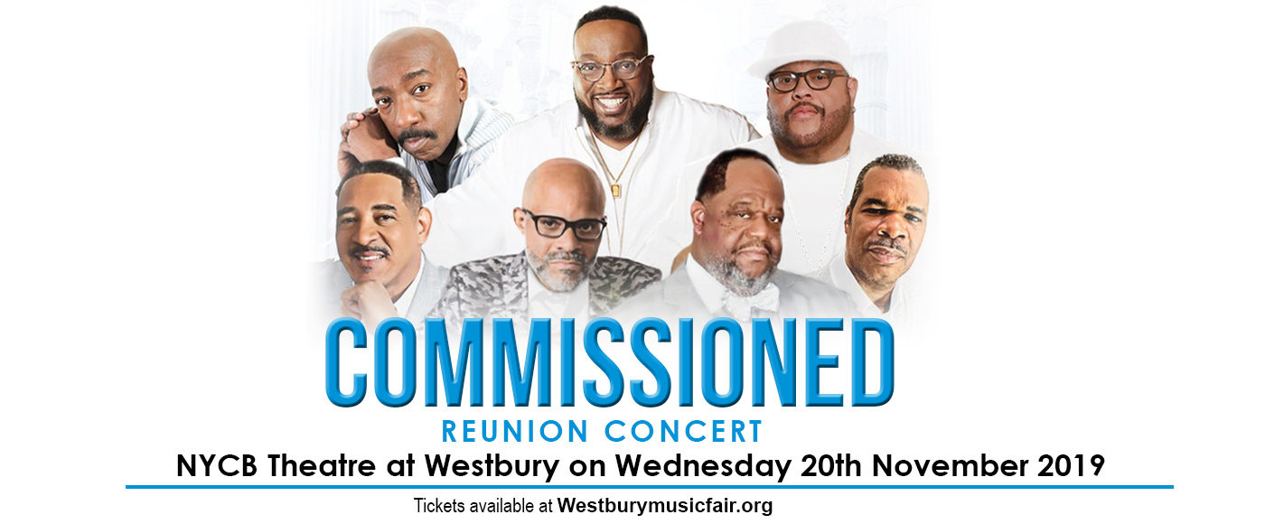 Commissioned Reunion at NYCB Theatre at Westbury