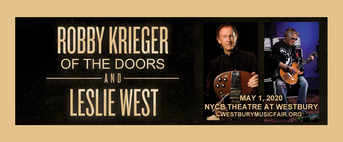 Robby Krieger at NYCB Theatre at Westbury