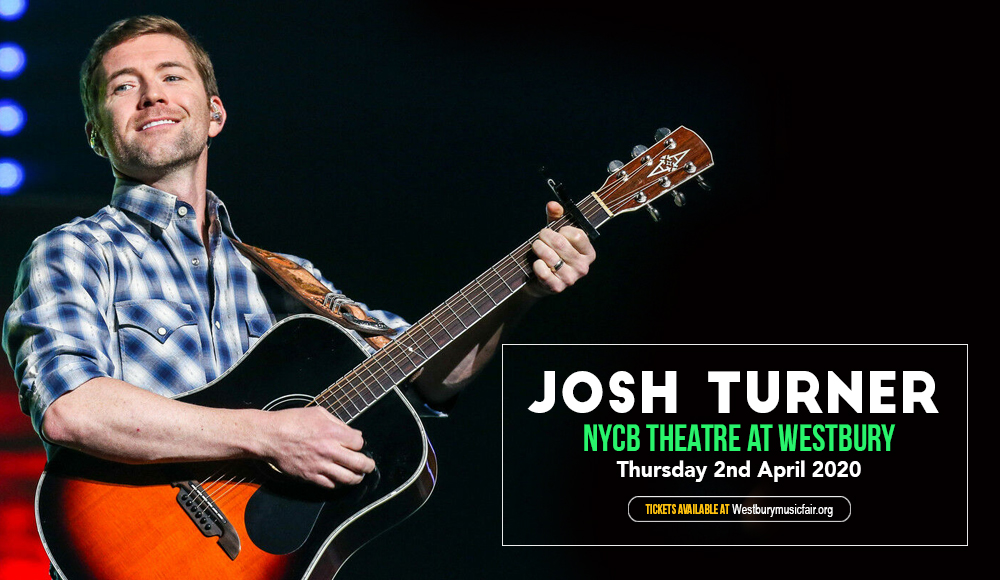 Josh Turner at NYCB Theatre at Westbury