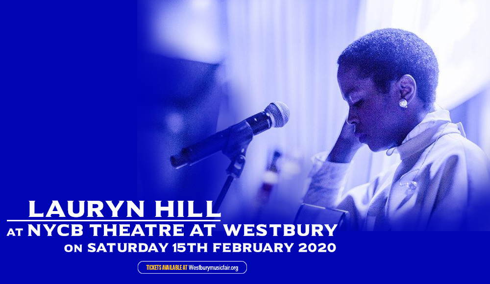 Lauryn Hill at NYCB Theatre at Westbury