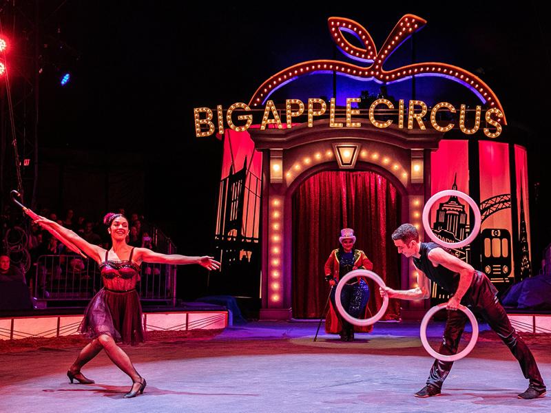 Big Apple Circus at NYCB Theatre at Westbury