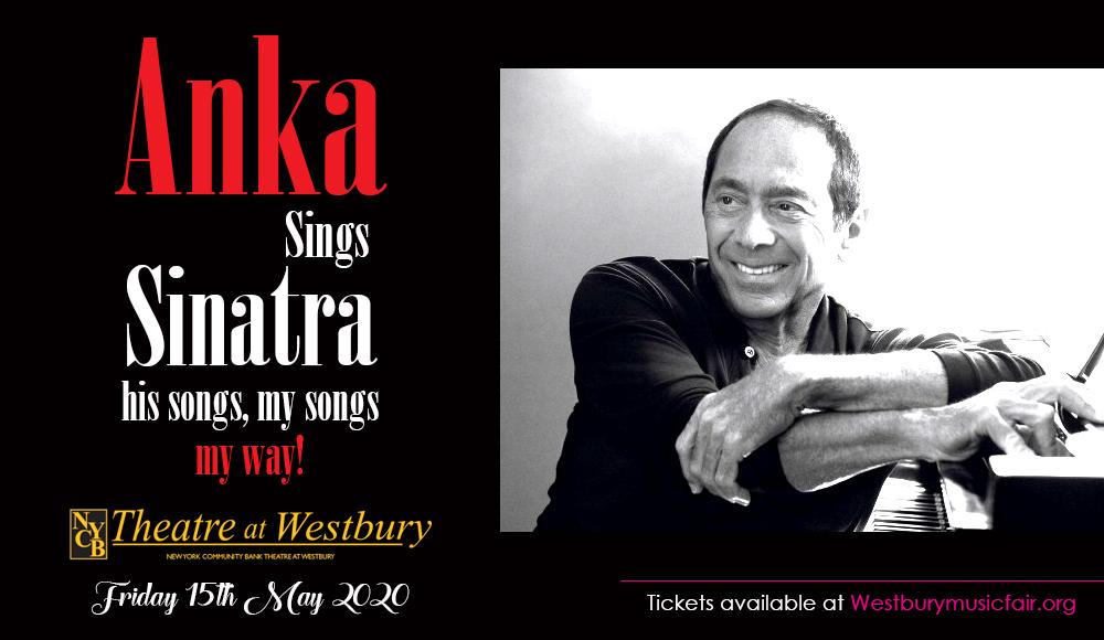 Paul Anka [POSTPONED] at NYCB Theatre at Westbury