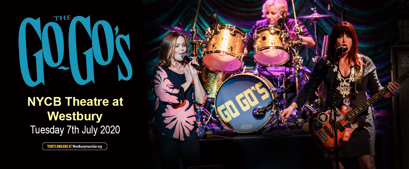 The Go-Go's [POSTPONED] at NYCB Theatre at Westbury