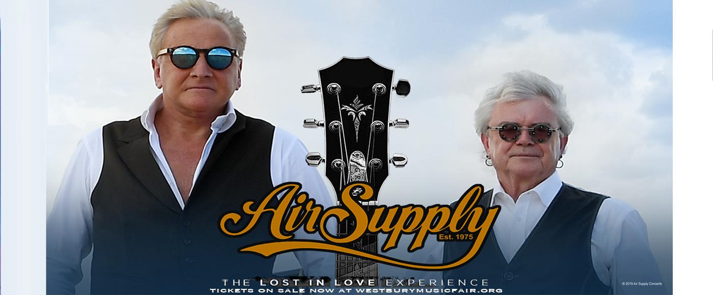 Air Supply [POSTPONED] at NYCB Theatre at Westbury