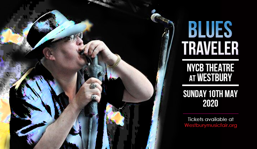 Blues Traveler [CANCELLED] at NYCB Theatre at Westbury