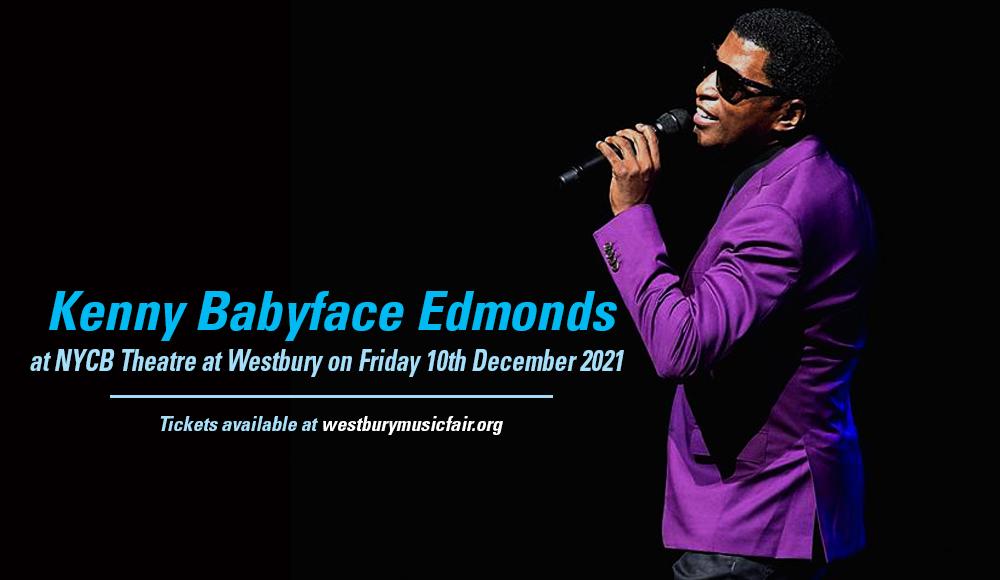 Kenny Babyface Edmonds at NYCB Theatre at Westbury