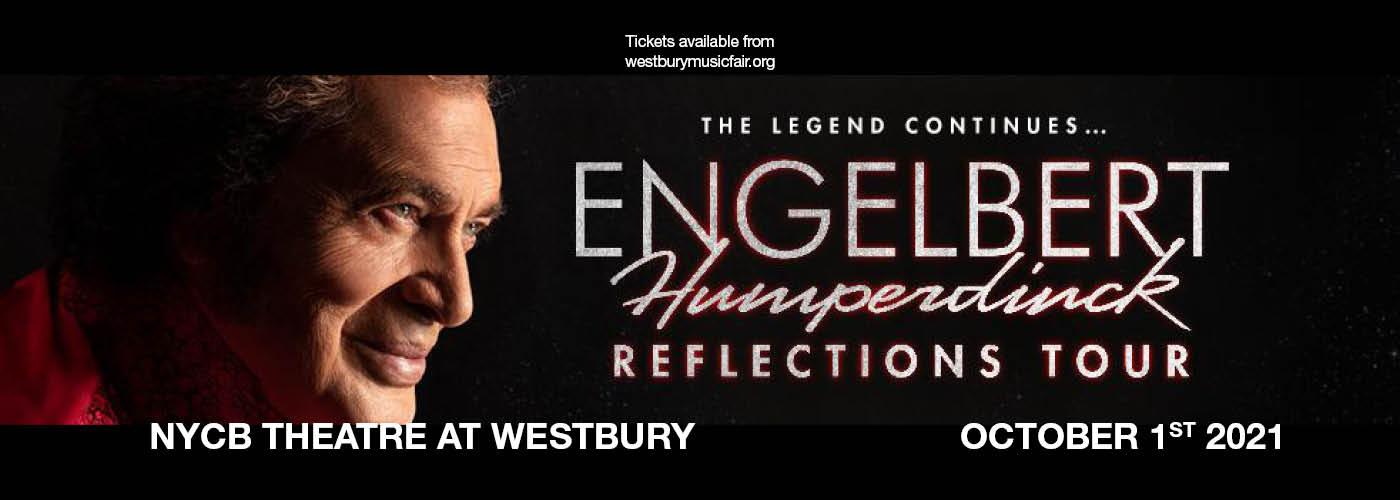 Engelbert Humperdinck at NYCB Theatre at Westbury