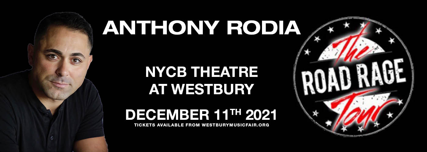 Anthony Rodia at NYCB Theatre at Westbury