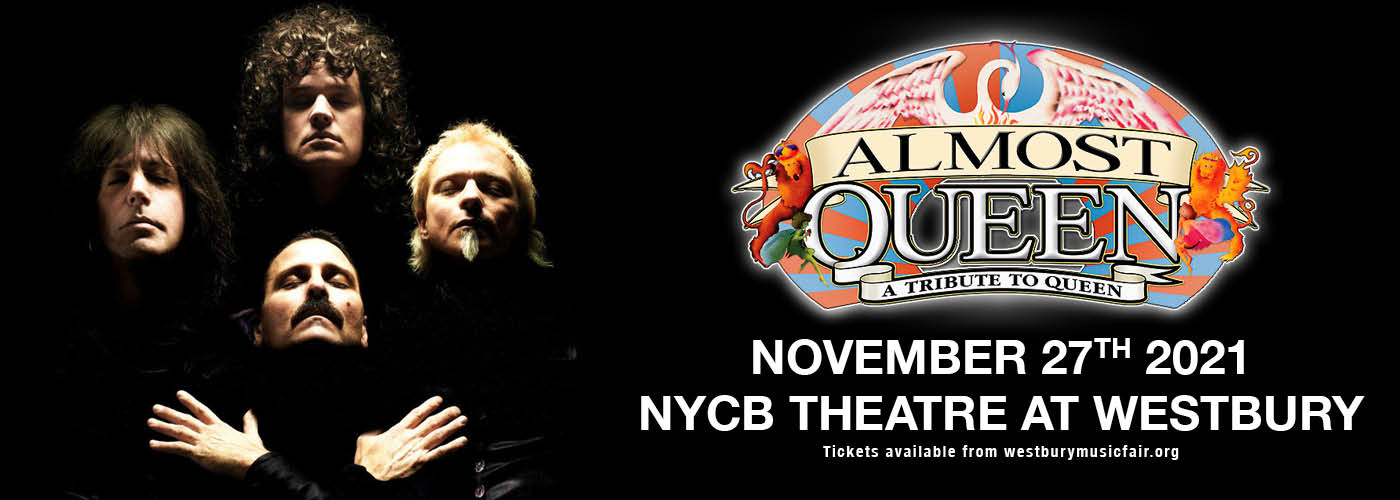 Almost Queen & Unforgettable Fire at NYCB Theatre at Westbury