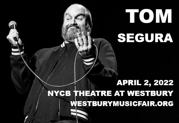 Tom Segura at NYCB Theatre at Westbury