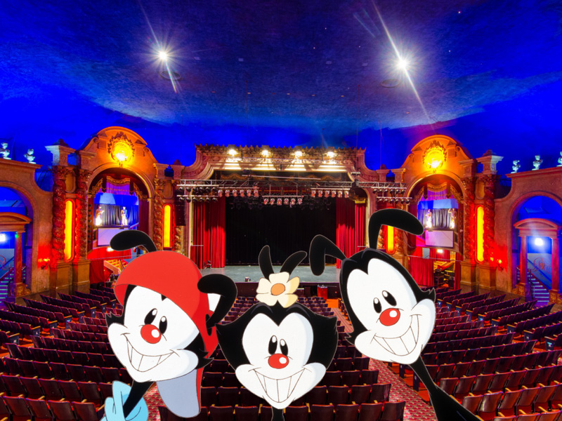 Animaniacs Live at NYCB Theatre at Westbury