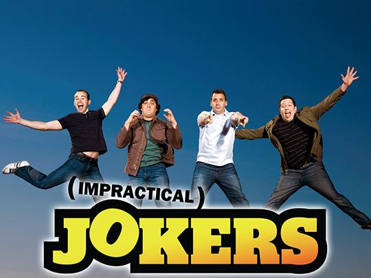 Impractical Jokers at NYCB Theatre at Westbury