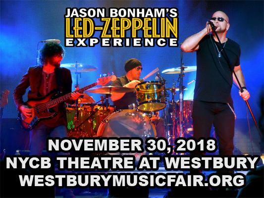 Jason Bonham at NYCB Theatre at Westbury