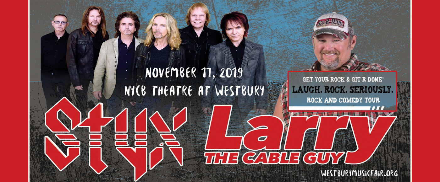 Styx at NYCB Theatre at Westbury