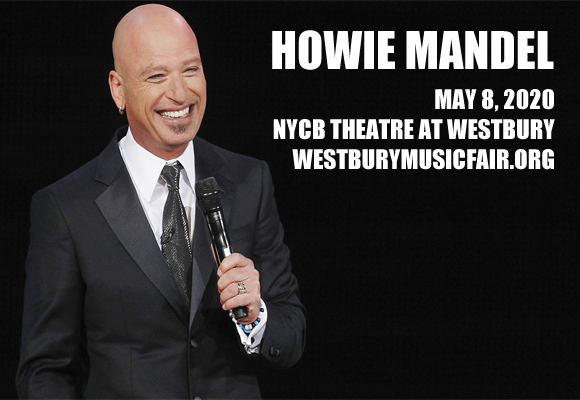 Howie Mandel at NYCB Theatre at Westbury