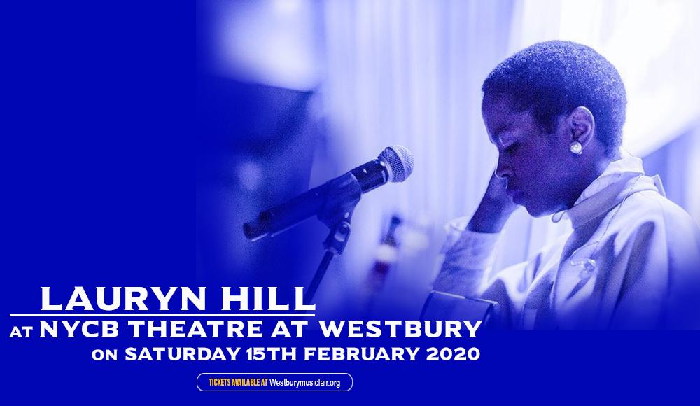 Lauryn Hill at NYCB Theatre at Westbury