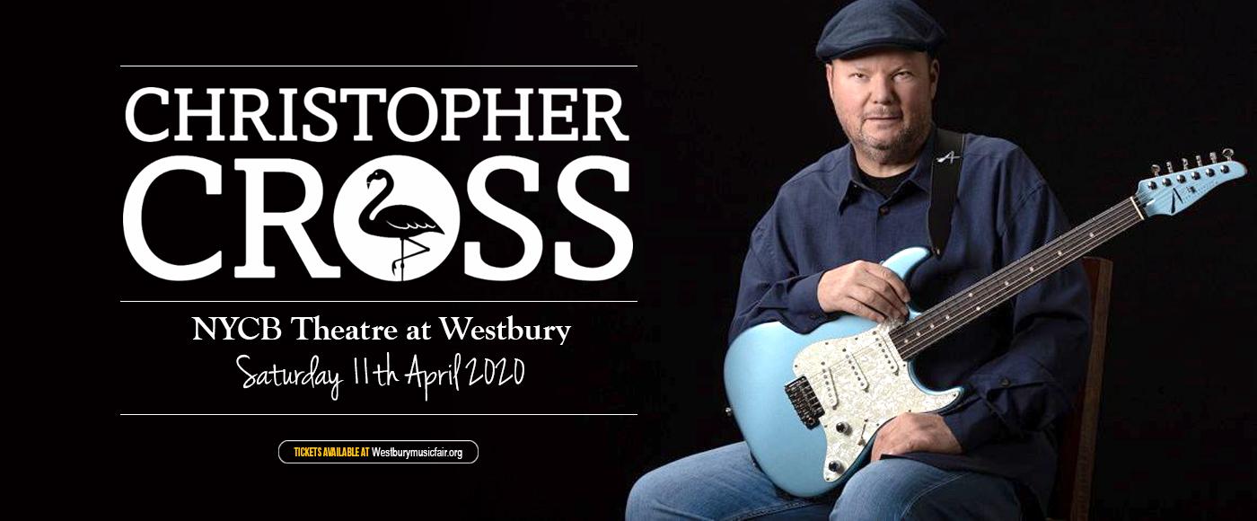 Christopher Cross at NYCB Theatre at Westbury