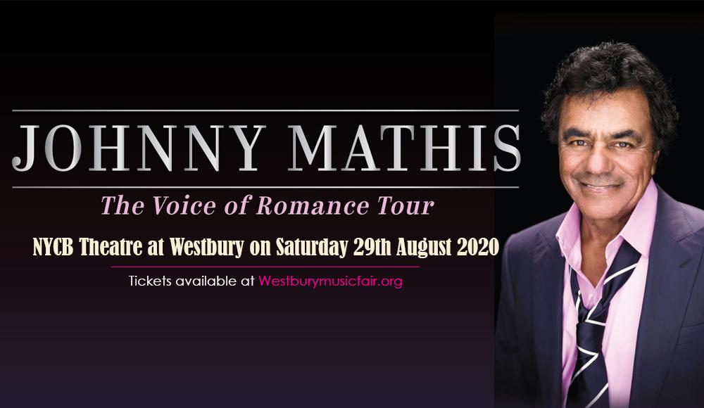 Johnny Mathis at NYCB Theatre at Westbury