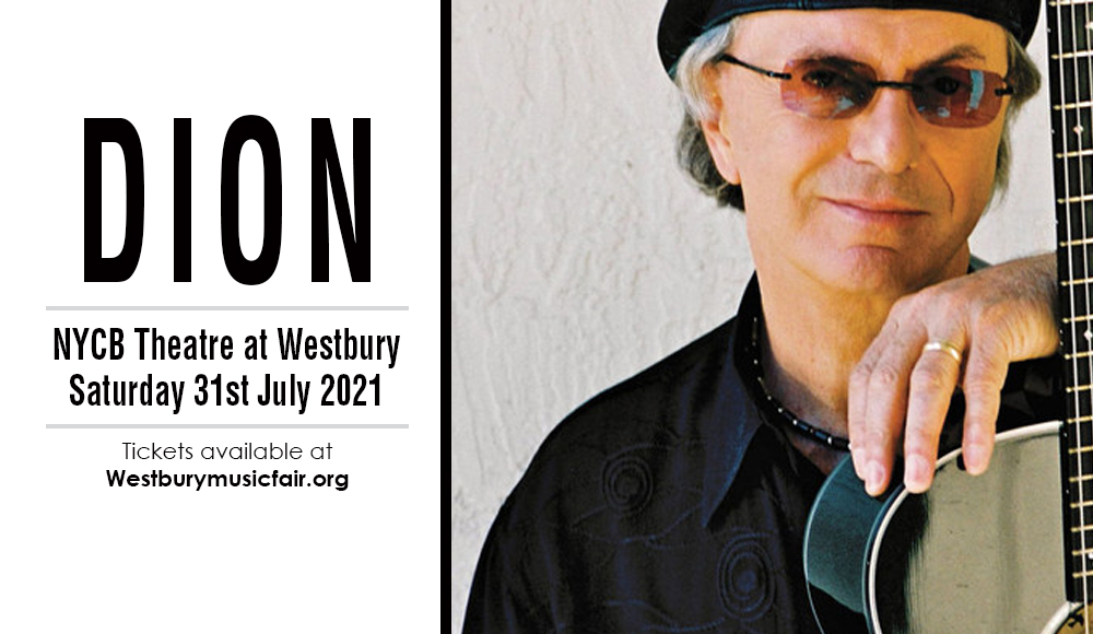 Dion at NYCB Theatre at Westbury