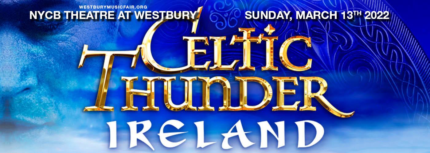 Celtic Thunder: Ireland at NYCB Theatre at Westbury