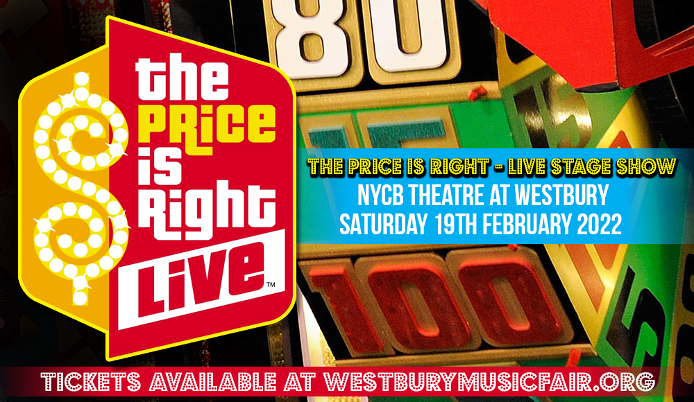The Price Is Right - Live Stage Show at NYCB Theatre at Westbury