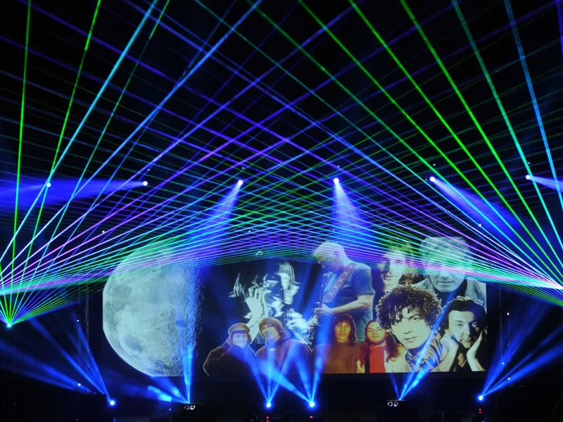 Pink Floyd Laser Spectacular at NYCB Theatre at Westbury